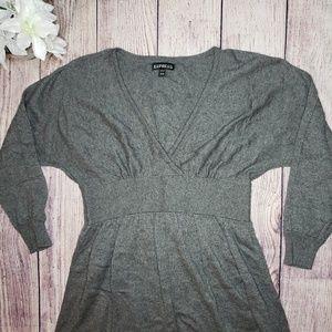 Womens sweater dress top